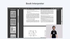 Book Sign Language Interpreter