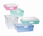 CERTWOOD Crystal Clear and Tinted Trays