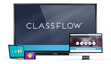 ClassFlow : cloud-based lesson delivery software for interactive displays