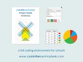 CodeTheCurriculum - for primary schools