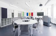 Educational environments - Classroom furniture