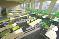 Educational environments - Flex classroom furniture