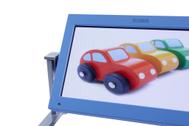 Interactive Height adjustable Screens