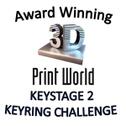 Keystage 2 Keyring Challenge
