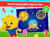 Kidlo Math Games for Kids | Preschool & Kindergarten App |  Learn Numbers, Counting, Shapes & More