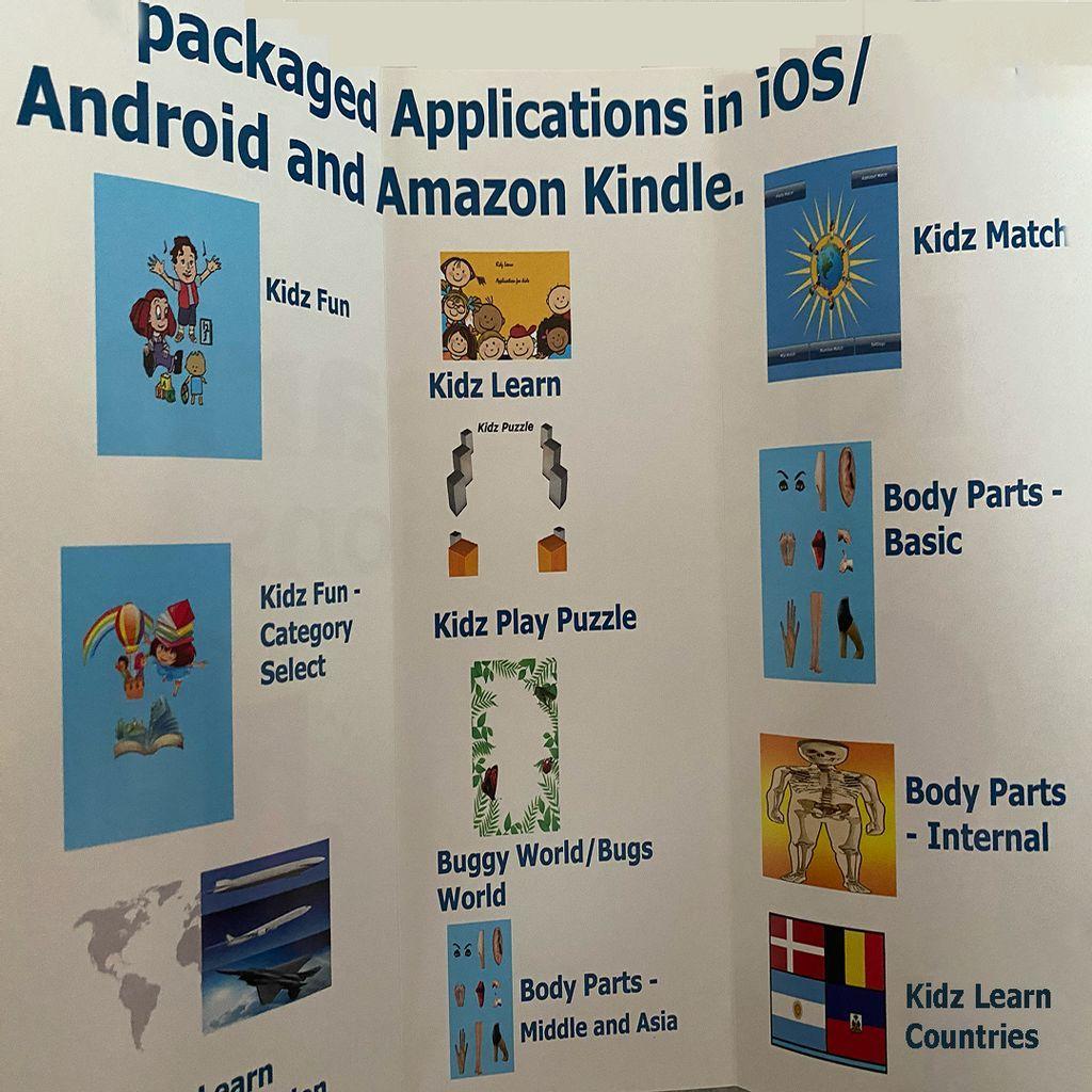 Kidz Learn Applications