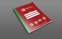 Primary Topic School Exercise Book.
