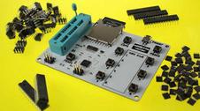 Program-O-Tron - Standalone SD Card AVR programmer
