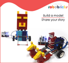 Robobricks : Bringing your creations to life