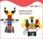 Robobricks : Inspiring imagination !