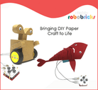 Robobricks : Let your hands do the thinking