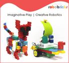 Robobricks : Making & Coding - Simplified !