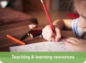 Search engine for teaching & learning resources
