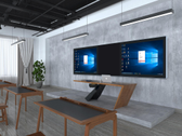 smart e-blackboard Twin panels