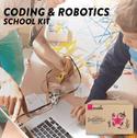 Strawbees coding & robotics